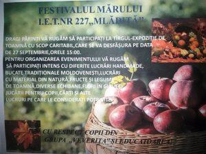 Festivalul mărului