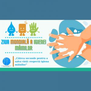 Ziua mondială a igienei mâinilor